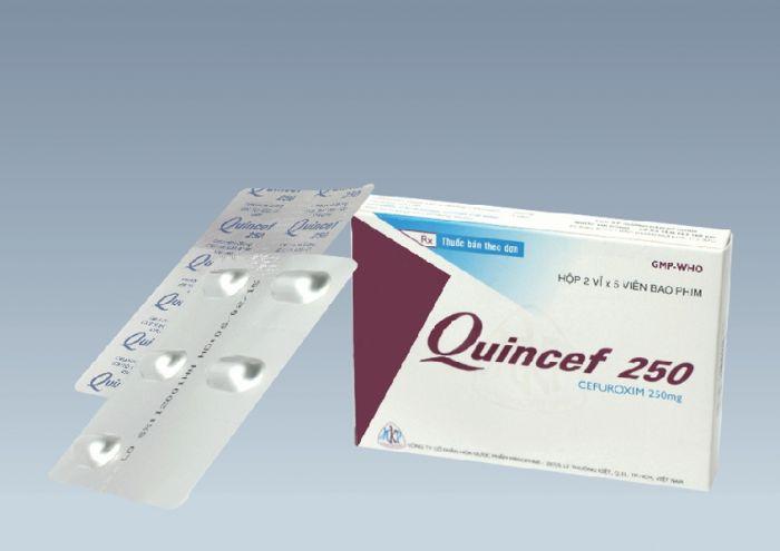 Quincef 250