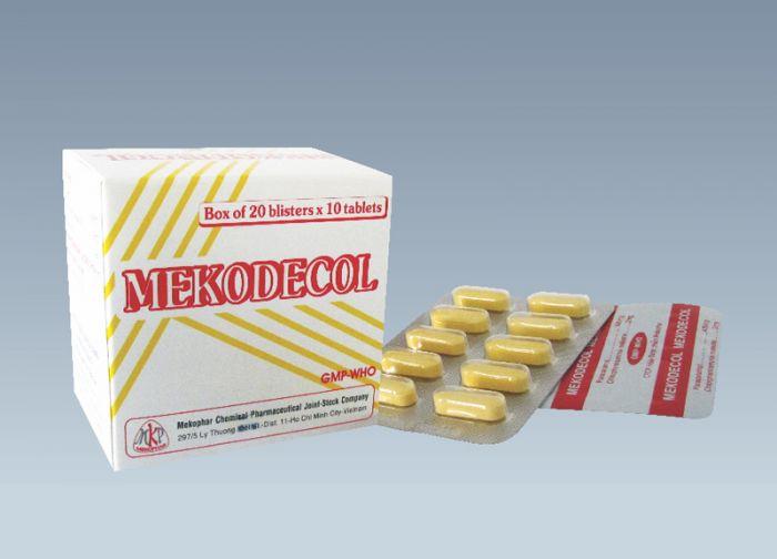 Mekodecol