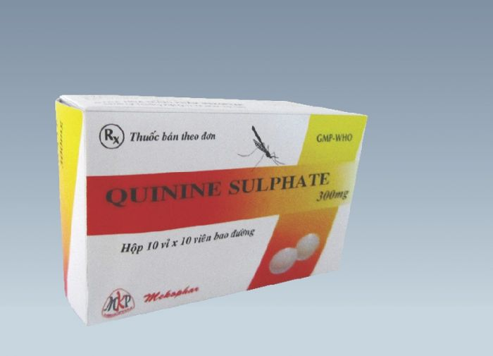 Quinine Sulphate 300mg
