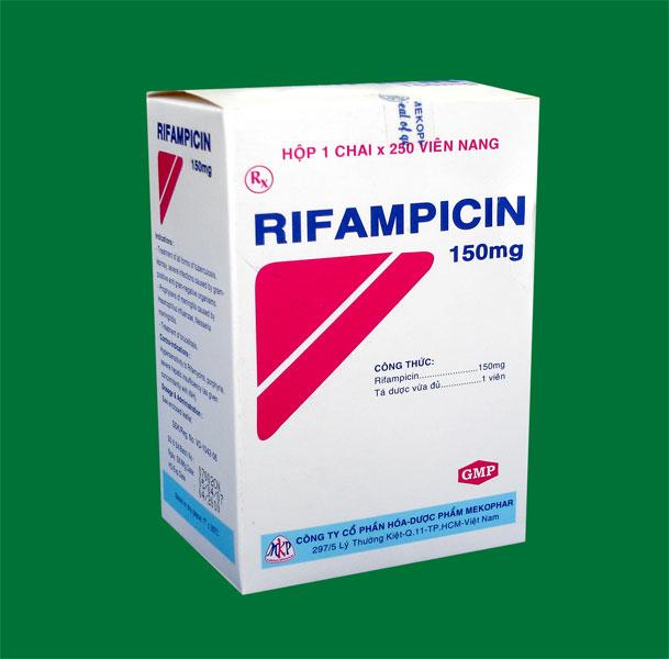 Rifampicin 150mg