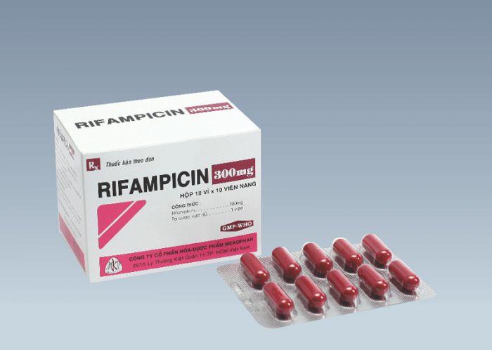 Rifampicin 300mg