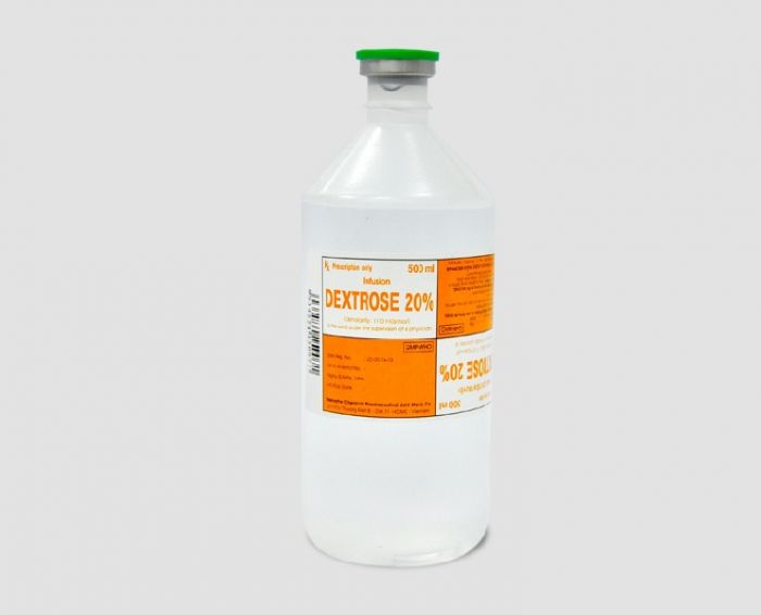 Dextrose 20% 500ml