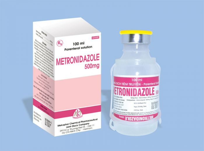 Metronidazole 500mg