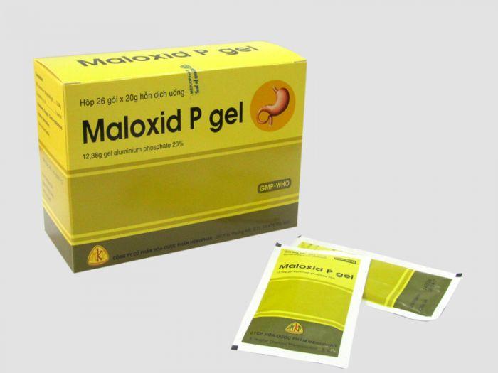 Maloxid P Gel
