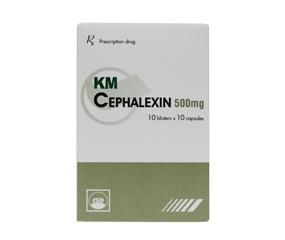 KM Cephalexin 500mg
