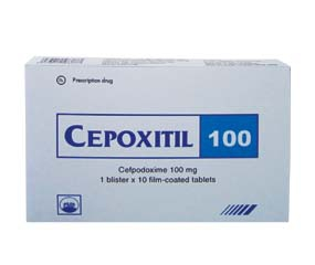 CEPOXITIL 100