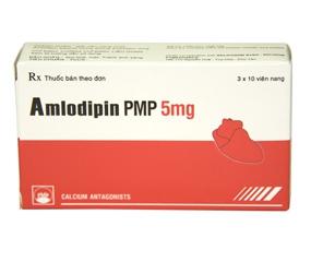 Amlodipin PMP 5 mg