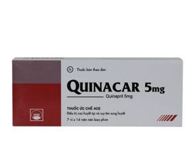 QUINACAR 5mg