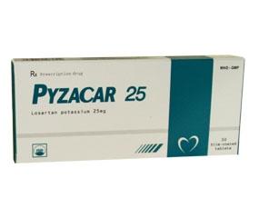 PYZACAR 25