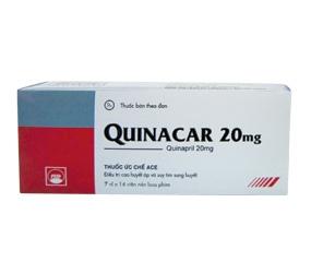 QUINACAR 20mg