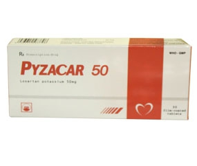 PYZACAR 50