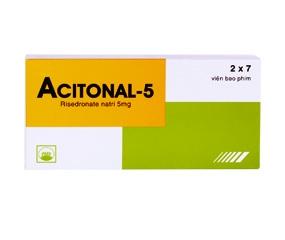 ACITONAL 5 mg