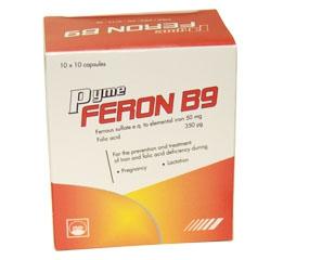 PYMEFERON B9