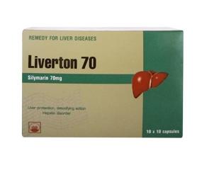 LIVERTON 70 mg