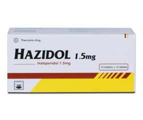 HAZIDOL 1,5mg