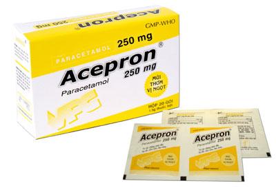 ACEPRON 250 mg