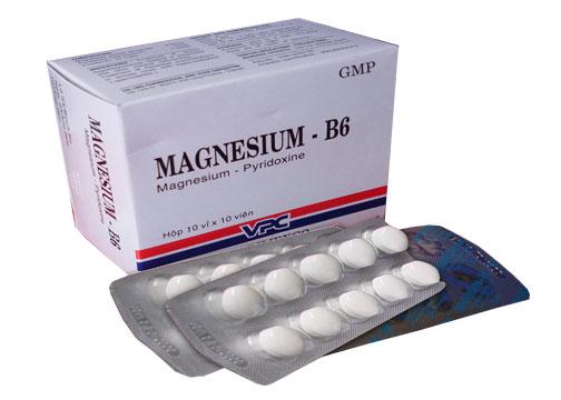 MAGNESIUM - B6