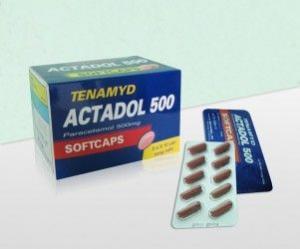 Tenamyd Actadol 500