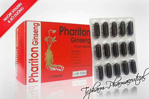Pharitonginseng