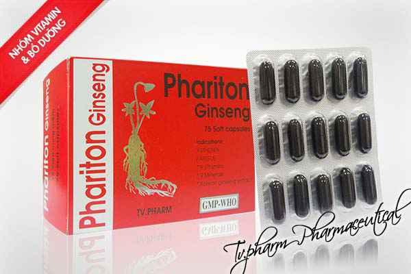 Pharitonginseng