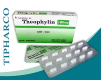Theophylin 100mg
