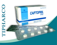 Captopril 25mg