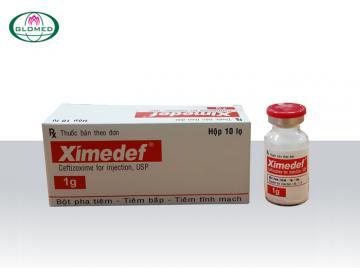 XIMEDEF - Bột pha tiêm
