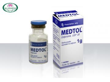 MEDTOL - Bột pha tiêm