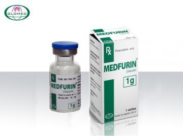 MEDFURIN - Bột pha tiêm