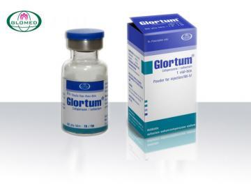 GLORTUM - Bột pha tiêm