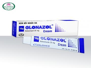 GLONAZOL CREAM - Kem bôi ngoài da