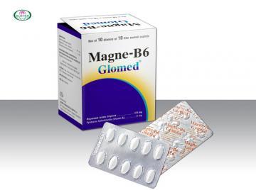 MAGNE-B6 GLOMED - Viên nén bao phim