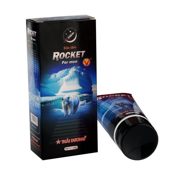 SỮA TẮM ROCKET [ FOR MEN