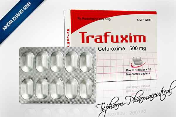Trafuroxim 500