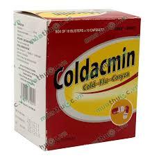 coldacmin hộp 10vỉ x 10viên