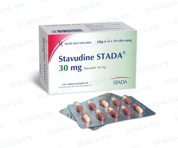 Stavudine STADA® 30 mg