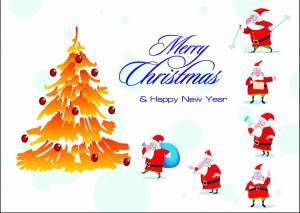Thiệp Noel Thiệp Quà Tặng Chúc Mừng Giáng Sinh Năm Mới Giảm Giá Rẻ Nhất