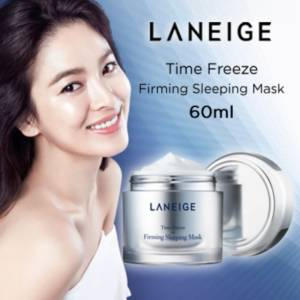MẶT NẠ NGỦ CHỐNG LÃO HÓA LANEIGE - LANEIGE TIME FREEZE FIRMING SLEEPING MASK