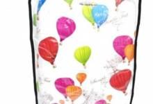 Áo bọc vali chống nước trong suôt 24 inchs