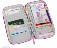 Bao đựng hộ chiếu ví passport size trung
