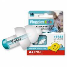 Bịt tai chống ồn cho bé Alpine Pluggies Kids Hà Lan chính hãng