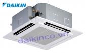 Dàn lạnh cassette âm trần 1 chiều điều hòa Multi Daikin FFQ35BV1B, 12000 BTU