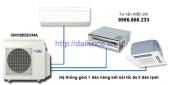 Dàn nóng điều hòa multi Daikin 2 chiều 3MXS52EVMA 17,700BTU