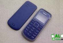 Điện thoại huyền thoại Nokia 1202 còn hàng ĐÚNG HIỆU không?