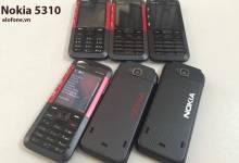 Điện thoại Nokia 5310 Xpressmusic giá bán bao nhiêu