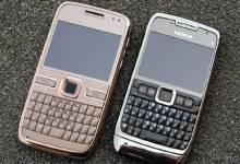 Nokia E72 doanh nhân kẻ kế nghiệm so với Nokia E71 có gì khác biệt