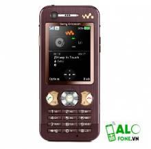 Sony Ericsson W890i Chơi Nhạc Theo Cảm Xúc