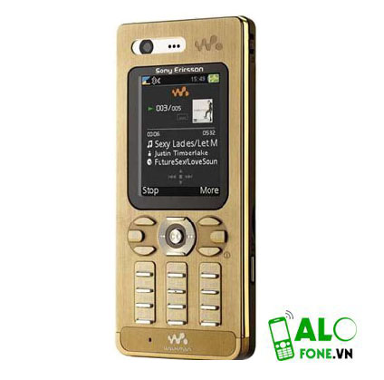 Sony Ericsson W880i Siêu Mỏng