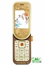 Nokia 7373 GOLD Nắp Xoay 90 độ