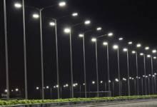 Các lưu ý khi triển khai đèn đường led chiếu sáng đường phố